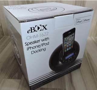 Speaker 🔊 for iPhone 📲 ipod 📱 Docking