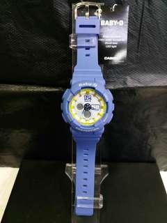 """BA-120-2B卡西歐品牌手錶""""Casio""""""""Baby-G""""日本機芯一年保養"""