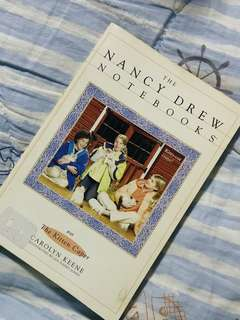 Nancy Drew Notebooks!