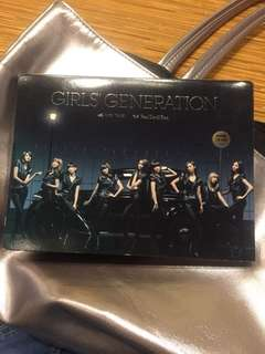 Girls' Generation - Mr. Taxi & Run Devil Run (CD + DVD)