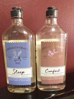 Bath & Bodyworks Aromatherapy Shower Gel