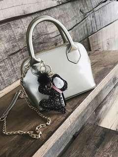 #POT10  Fashion Alma Glossy  Mini Single bag Series # 7526 #
