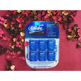 Oral-B Glide Clear Mint Dental Tooth Floss