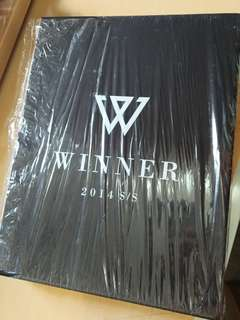 Winner 2014 s/s limited edition Black ver 限量專輯 album 李昇勳 李勝勛 宋旻浩