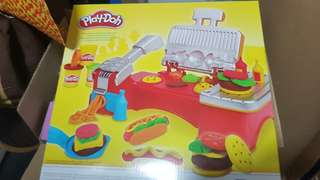 Playdoh restaurant version
