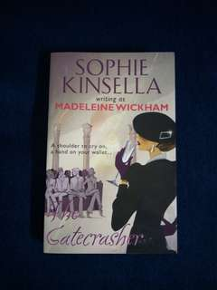 The Gatecrasher - Sophie Kinsella