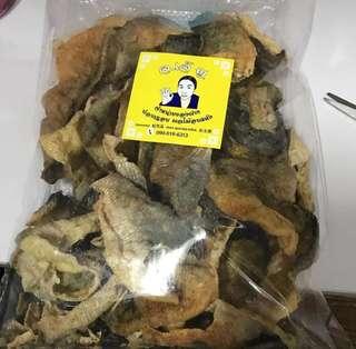 泰國代購香脆評辣魚皮