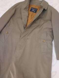 Vintage Bur berrys Coats