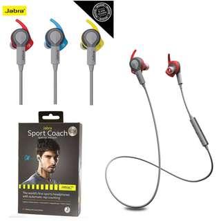 Jabra Sport Coach Wireless 藍牙無線運動耳機