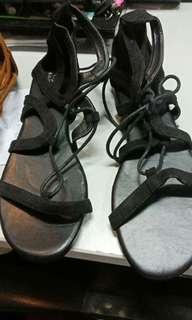 Classy Black Sandal
