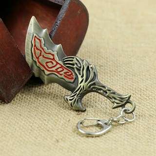 Kratos blade shield and axe