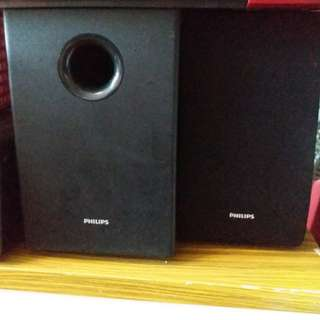Philips Speakers only