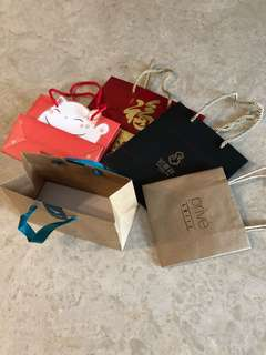 #Blessing ....Cute little paper bags