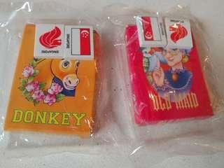 Nostalgic Old Maid & Donkey Card Game