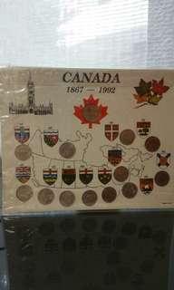 CANADA 1867-1992