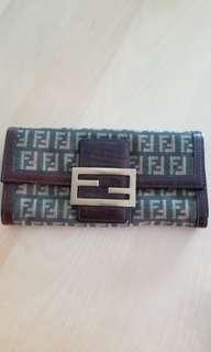 *SALE* Authentic Fendi wallet  *SALE*
