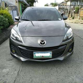 2012 Mazda 3 2.0 R Top Of The Line Paddle Shift Rush 🚘