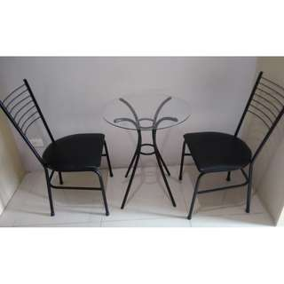 Dining Set for 2 - Edeal for Studio Condo Units
