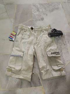 Kiko Kids Shorts with Free Belt