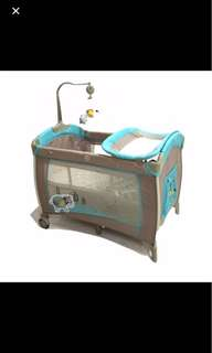 Bubbles Playpen