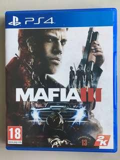 Mafia 3 Like NEW