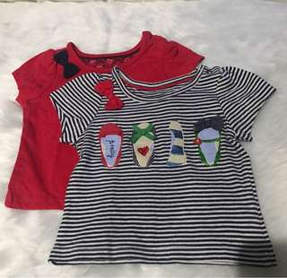 Mothercare Blouse 0-3 mons