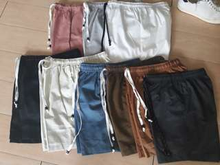 Tailored shorts for men