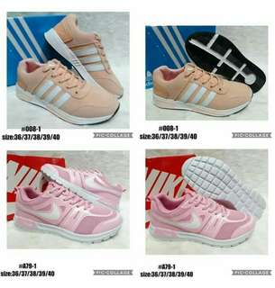 Adidas/Nike Shoes for Women