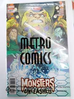 Marvel Monster Unleashed #4