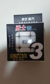 Rubik's cube 3x3 qiyi warrior w