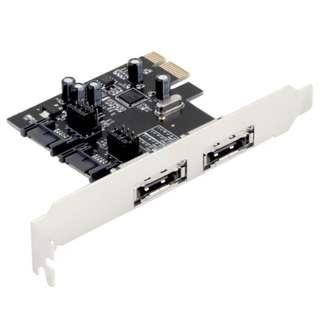 PCI-E To SATA 3.0 Three Generations PCIE SATA3 Expansion Card PCI-E Adapter