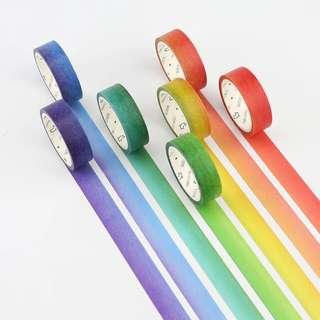 (Instock) Gradient Washi Tape