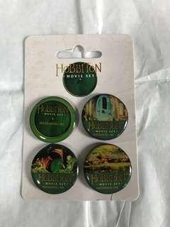 HOBBITON Fridge Magnets