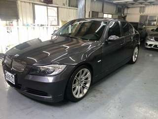售2005年 BMW E90 330i 天窗 售45萬8  📲Line:King09091988   有興趣歡迎 Fb私訊 Jin Ming