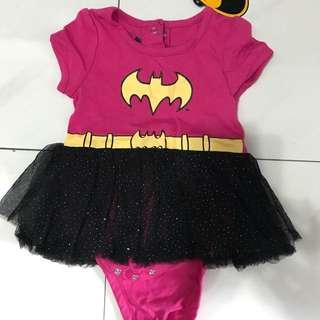 Original batman romper for baby girl from U.S