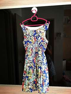 Colorful Dress (Hawaii / Beach)