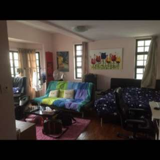 Huge master room or studio for rent
