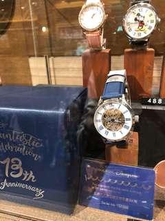 Disney watch  limited edition迪士尼 限量 手錶