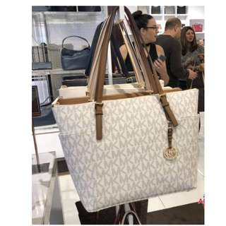MK Tote Bag in Monogram