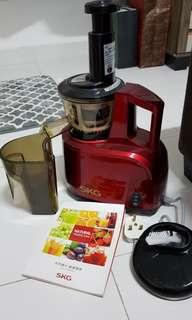 SKG1345 Slow Juicer