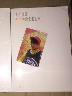 Bts Love Yourself E ver Jungkook pc