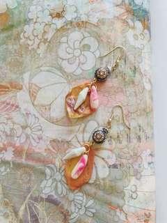 手作民族風耳環✨ gypsy earrings