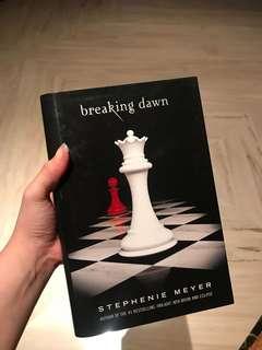 Twilight Breaking Dawn Hardcover
