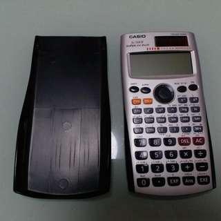 DSE計算機 Casio fx-50FH Super-FX PLUS Calculator