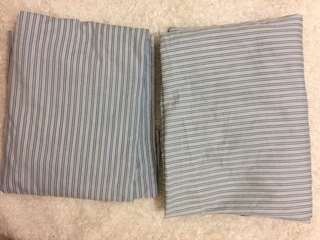 Bedsheet and blanket