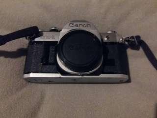 canon ae 1 - no lense