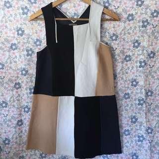 ZARA multicolor dress