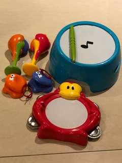 ELC musical instruments