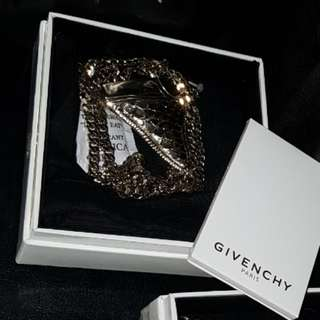 Givenchy Sharktooth Necklace