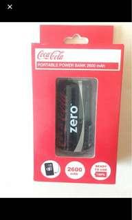 Coca Cola Power bank